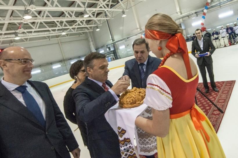 KHL: Mission To Novosibirsk. Russian League Top Management Descend On Siberia