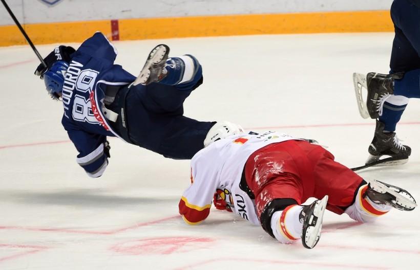KHL: Gorovikov Double Sinks Jokerit