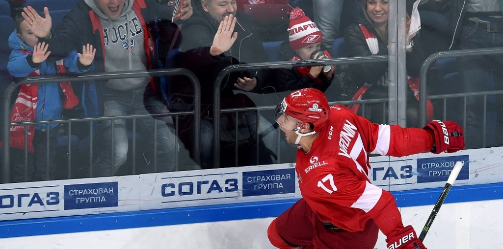 KHL: Red Star Wins After Keenan's Departure, Voronin Shoots Down Torpedo