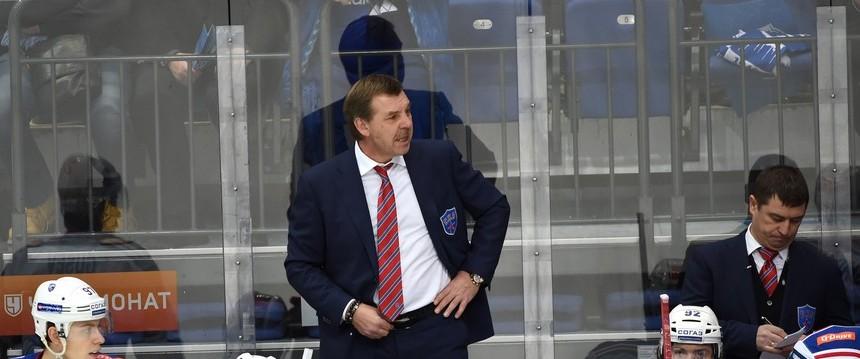 KHL: Znarok's Winning Return To Dynamo. November 9, 2016 Round-up