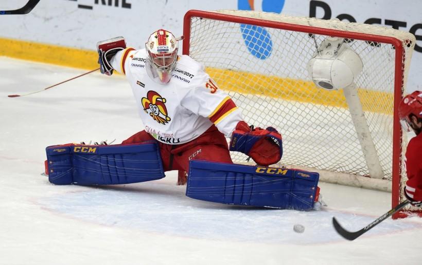 KHL: Jokerit Too Strong For Vityaz. January 10, 2016 Round-up