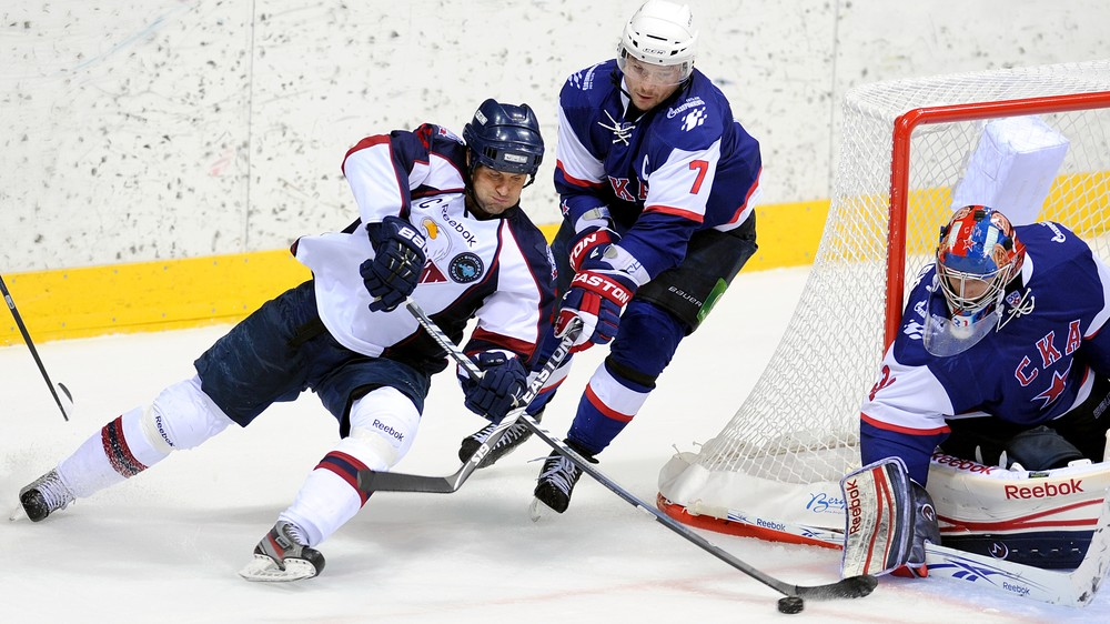 KHL: Slovan Faces SKA In Vienna. October 28 KHL World Games Preview
