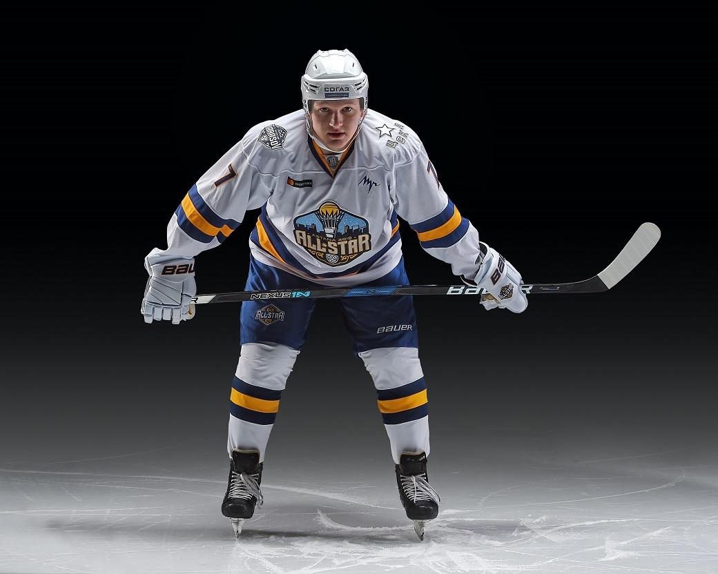All the gear incorporates the unique style of the 2018 Week of Hockey  Stars c63223cf30a