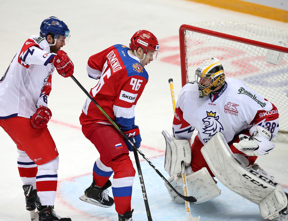 Russia Powers Past The Czech, Gets Set For Finland Showdown